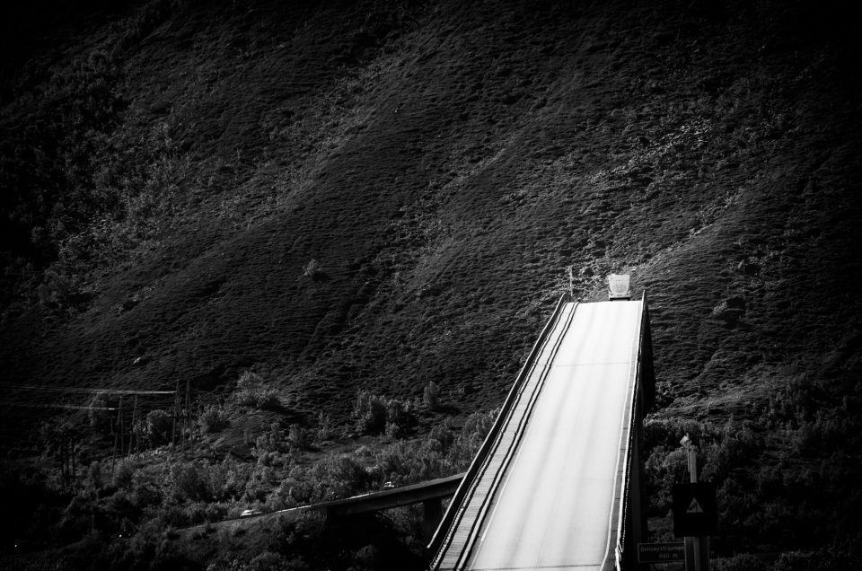 Route surprenante / Surprising Road